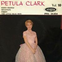 Cover Petula Clark - Saint Tropez [english]